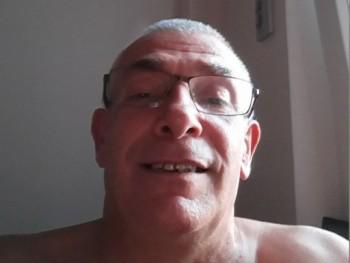 Béci56 57 éves társkereső profilképe