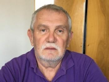 porkpet 66 éves társkereső profilképe
