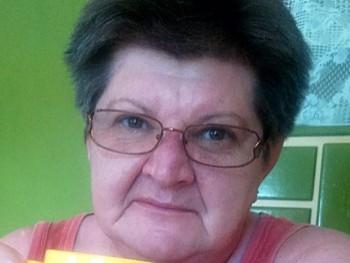 Magdoka 53 éves társkereső profilképe