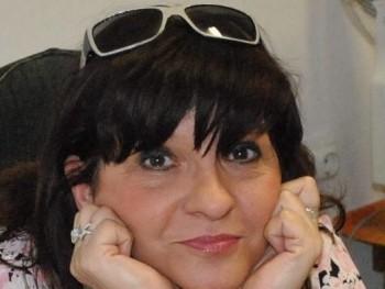 Zazi 59 éves társkereső profilképe