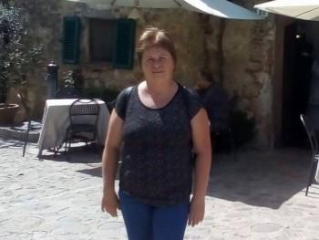 Erzsi1 55 éves társkereső profilképe