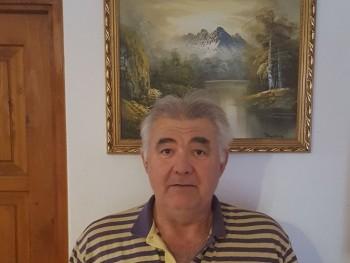 Tószegi Imre 61 éves társkereső profilképe