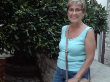 lantai márta 61 éves társkereső profilképe