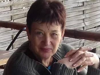 IBOLYA49 71 éves társkereső profilképe