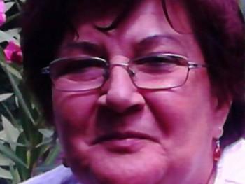 ŐSZIKE 70 éves társkereső profilképe
