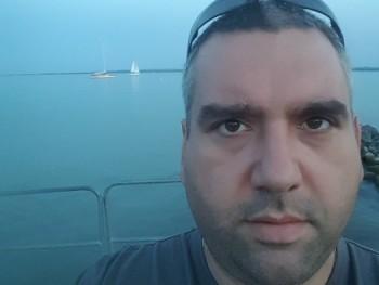 kacsa 40 éves társkereső profilképe