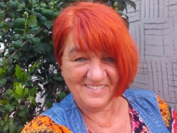 rozáli 61 éves társkereső profilképe