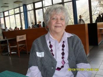 ÉVA GIZELLA 77 éves társkereső profilképe