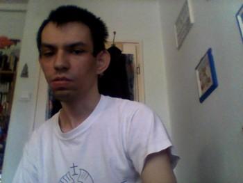 Balatoni László 23 éves társkereső profilképe