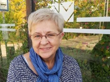Szücs Rózsa 70 éves társkereső profilképe