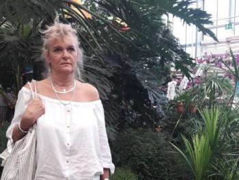 Jucuska 60 éves társkereső profilképe