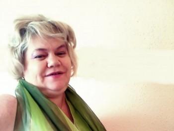 Suzanna 61 éves társkereső profilképe