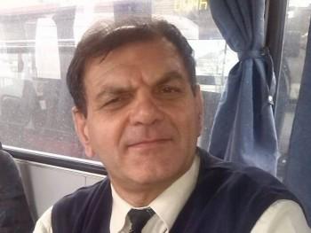 magas 58 éves társkereső profilképe