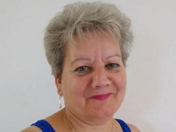 félő 67 éves társkereső profilképe
