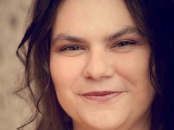 Hana86 33 éves társkereső profilképe