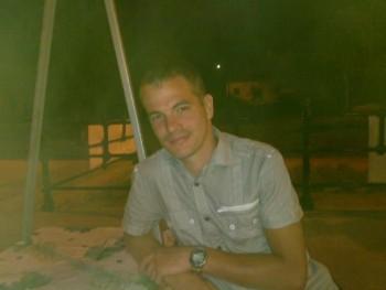 Ujremény 33 éves társkereső profilképe