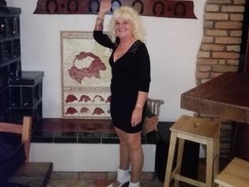 szöke démon 58 éves társkereső profilképe