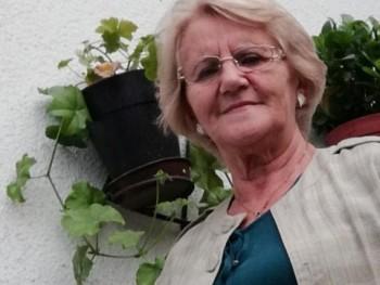 Jaksa Jozsefne 65 éves társkereső profilképe