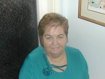 Emili 66 éves társkereső profilképe