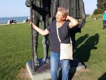 Margó 61 éves társkereső profilképe