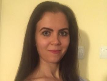 Agócs Esztike 29 éves társkereső profilképe