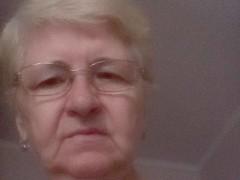Marika1948 - 72 éves társkereső fotója