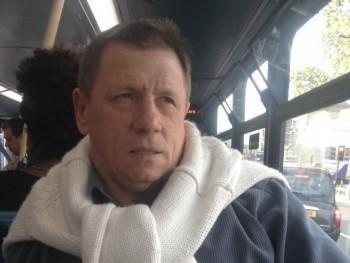Wendég 45 éves társkereső profilképe