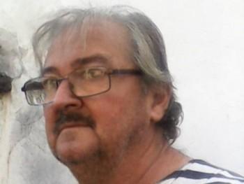 Haha 64 éves társkereső profilképe