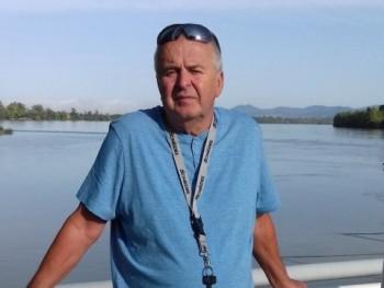 RNT László 64 éves társkereső profilképe