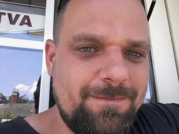 Lacika3407 37 éves társkereső profilképe