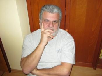 MuzikPeti 68 éves társkereső profilképe