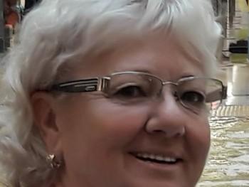 Astra 65 éves társkereső profilképe