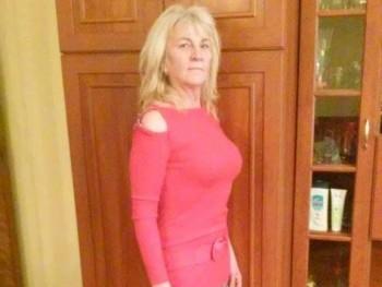 Suhajda Zsóka 58 éves társkereső profilképe