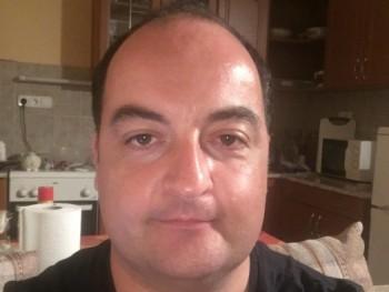 Herbel Ferenc 42 éves társkereső profilképe