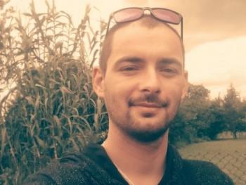 Bódizs Laci 28 éves társkereső profilképe