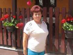 szabo aranka - 60 éves társkereső fotója