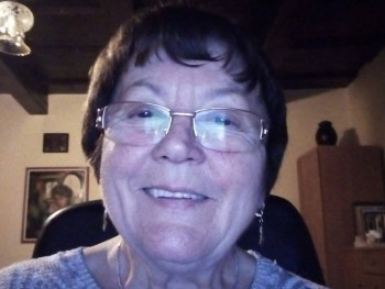 GEra 70 éves társkereső profilképe