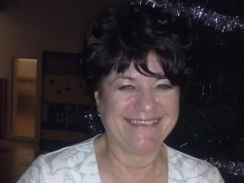 Virág Hajnal 53 éves társkereső profilképe