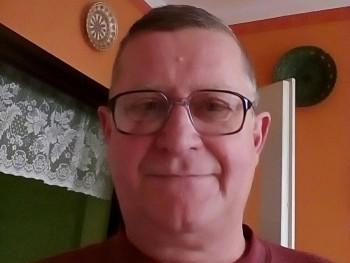 Ottó4 61 éves társkereső profilképe