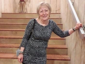 Iriszke 64 éves társkereső profilképe