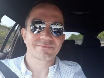 Nick74 43 éves társkereső profilképe