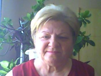 Robertina 65 éves társkereső profilképe