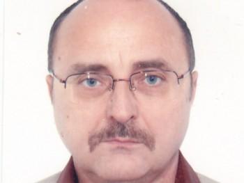 ferenc S 66 éves társkereső profilképe