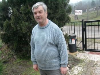 macipapi 74 éves társkereső profilképe