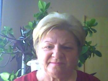 Robertia 65 éves társkereső profilképe