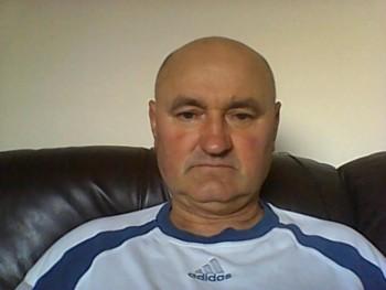 franki54 66 éves társkereső profilképe