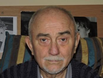 Bozóki András 85 éves társkereső profilképe