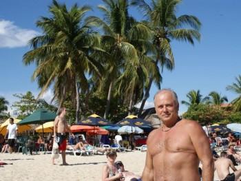 Béla 54 66 éves társkereső profilképe