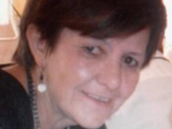 Betti 55 66 éves társkereső profilképe