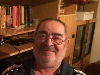 Papp József 60 éves társkereső profilképe